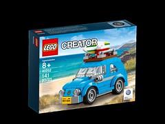 LEGO Creator 40252 - Mini VW Beetle (THE BRICK TIME Team) Tags: lego brick creator expert 2017 beetle käfer surfing surfen surf board vw volkswagen