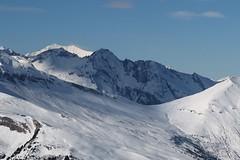 Remembering last winter (No_Mosquito) Tags: mountains alps europe landscape snow winter gastein badgastein stubnerkogel scenery cold blue salzburg canon powershot g7x mark ii hohetauern