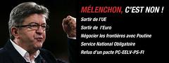 Melenchon-c-est-non (ginoglaco) Tags: mélenchon présidentielle ue