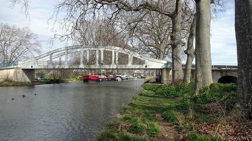 Le pont de Cers
