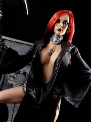 Keres (Patman1313) Tags: phicen keres notomorrow 16 16scale seamlessbody seamless sixthscale 6thscale actionfigure zenoscope grimmfairytales stainlesssteelphicen stainlesssteelframe redhead redsonja death