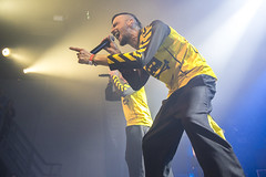 Amsterdam, The Netherlands  -16 April 2017: concert of Bosnian rock music band Dubioza Kolektiv at venue Melkweg -10 (CloudMineAmsterdam) Tags: dubiozakolektivmelkwegamsterdam amsterdam artists band concert concertlights crowd editorial electricguitar entertainment europe event gathering rock dub leisure lights loud music musician netherlands holland party people performance show singer vocals cheering audience happysmile fun hiphopreggae stage