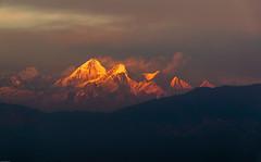 mountains (Shahgar jung) Tags: lakppa dhorje mountains himalaya sunset sleeping landscape kathmandu nepal