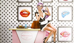 can I getcha order? [epiphany 3.5 haul] (Cassandra Middles) Tags: sl second life secondlife fashion blogger blogging blog vlog vlogger vlogging virtual world worlds avatar avatars sim sims shopping epiphany belle epoque gotcha gacha review haul copies new clothing part 35 too many