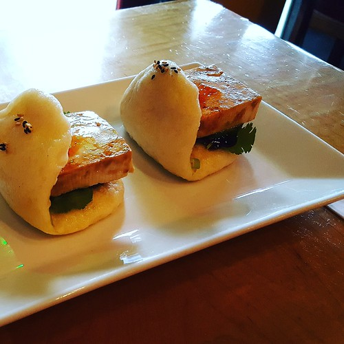 Tofu buns from Kojin