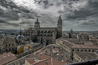 Catedral desde lo alto