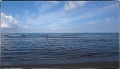 Walk on water sea, Punta Ala 2011