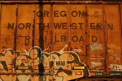 1 of 125. 33 years ago. WRWK 4772 (CN Southwell) Tags: wrwk 4772 onw oregon northwestern rr railroad boxcar