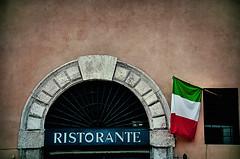 Pasta or Pizza ? (CJS*64) Tags: rome italy holiday holidays city europe flag colour nikon nikkorlens nikkor nikond7000 dslr d7000 18mm105mmlens cjs64 craigsunter cjs ristorante restaurant