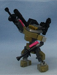 Delegator Maximillian (Mantis.King) Tags: lego legogaming legomecha moc mechaton mobileframezero mfz mf0 microscale mecha mech maximillian scifi futuristic wargames