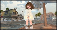 CryBaby-But Why? (delisadventures) Tags: sec secondlifefashion second secondlifeblog slfashion slfashionblog secondlife secondlifefashionblog slfashions slfashionblogger sl slfashin seconlifefashion slfashino slblog slblogger slevents slblogg slbaby slkids slbabe slbog slfamily summer rainy day days rianbow rainbow shark shores water ocean scary raincoat rainwear outdoors