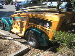 What the hell ! (goldiesguy) Tags: goldiesguy automobile auto automobiles antique cars car classic classics custom woodies woodwork hotrods old outdoors vehicle vehicles
