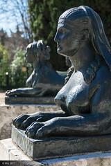 Capricho Park (nieves.valderrama) Tags: españa madrid parquedelcapricho parque capricho exedra estatua spain caprichopark park statue
