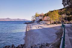 Plaža Sv. Ivan u Mošćeničkoj Dragi (2) (MountMan Photo) Tags: plaža mošćeničkadraga more liburnia primorskogoranska croatia landscape