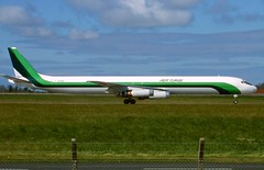 EI-CGO 7080 (David Fox Dublin) Tags: aerturas douglasdc863 dc8 dublin