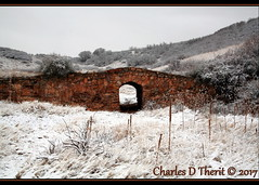 John Blair Bridge (ctofcsco) Tags: 1125 220 40mm 5d 5dclassic 5dmark1 5dmarki brown canon colorado coloradosprings contrast digital ef28300mm ef28300mmf3556lisusm eos eos5d esplora explore explored f22 gray iso500 johnblair orange photo pic pretty renown snow stonebridge superzoom unitedstates usa white geo:lat=3889175694 geo:lon=10487468711 geotagged gleneyrie