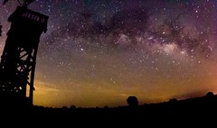 Lake Kissimmee State Park (tshabazzphotography) Tags: milkyway stars nebula constellation infinite universe outerspace space canon canont5i flickrlove flickrshoot rokinon fisheye fisheyephotograph nightsky nightphotos skyglory sky