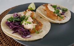 P1050136 (Tiki Chris) Tags: tacos fishtacos cod skrei ohmycod chipotlemayonnaise recipe recipebeerbatterbacalaotacoswithchipotlemayonnaise beerbatterbacalao beerbatter bacalao saltcod