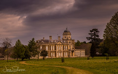 Narford Hall (jammo s) Tags: norfolk narford narfordhall morning moody statelyhome spring goodfriday easter lightroom canoneos6d canonef24105mmf4lusm 10stop longexposure