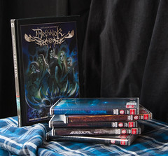 Requirement Two: Themed Collection (Killion94) Tags: dethklok metalocalypse still life