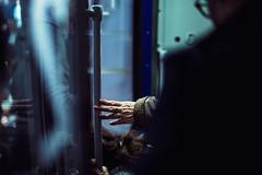 PSA (ewitsoe) Tags: hand exit rail train ewitsoe erikwitsoe canon eos5ds 50mm elder ride passenger pedestrian urban easter holiday moment leave city europe