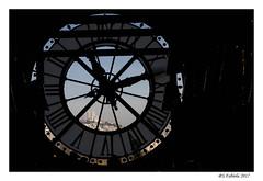 D'Orsay-Sacre-coeur (@S.fabiola) Tags: dorsay sacrecoeur paris parigi glass clock