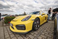 Porsche Cayman GT4 (Julien Boucheteau - Photography) Tags: nurburgring nordschleife ringtool grüneholle porncar dreamcar