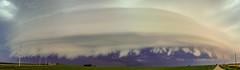 071011 - Classic Nebraska Shelf Cloud (Pano) (NebraskaSC Photography) Tags: nebraskasc dalekaminski stormscape cloudscape landscape severeweather severewx nebraska nebraskathunderstorms nebraskastormchase weather nature awesomenature storm thunderstorm clouds cloudsday cloudsofstorms cloudwatching stormcloud daysky badweather weatherphotography photography photographic warning watch weatherspotter chase chasers newx wx weatherphotos weatherphoto sky magicsky extreme darksky darkskies darkclouds stormyday stormchasing stormchasers stormchase skywarn skytheme skychasers stormpics day orage tormenta light vivid watching dramatic outdoor cloud colour amazing beautiful shelfcloud