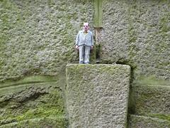 Nuart Aberdeen Wee Man (6) (Royan@Flickr) Tags: nuart aberdeen small man wee mannie international festival artists isaac cordal