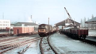 c.1969 - Chippenham, Wiltshire.