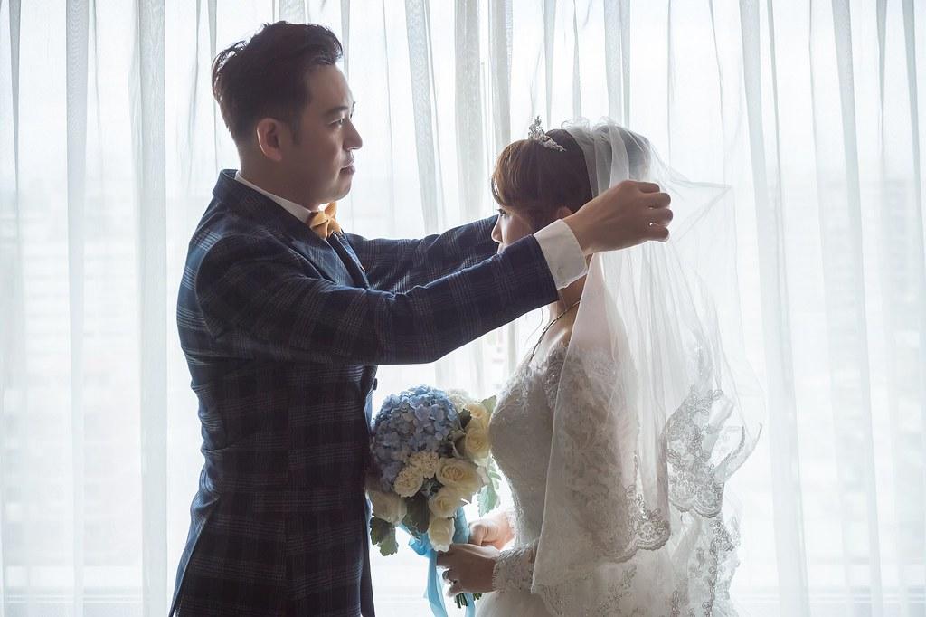 【婚攝】Samuel & Chelsea / 六福皇宮