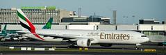 Emirates in Dublin