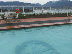 Pan Pacific Vancouver Pool View (Nancy D. Brown) Tags: panpacificvancouver canada pool vancouver