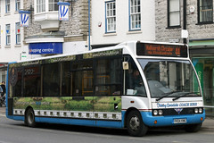 YK04 KWG (Cumberland Patriot) Tags: kirkby lonsdale coach hire ltd of carnforth lancs lancashire optare solo