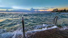 Cronulla Rockpool Sunrise (Tonitherese) Tags: rockpool sunrise cronulla sydney ocean