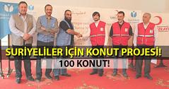 Suriyeliler için Konut Projesi Çalışmaları! (gayrimenkuleks) Tags: konutprojesi suriye suriyelileriçinkonutprojesi