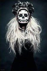 Skull | Skeleton Halloween Makeup , #makeup , FB: http://ift.tt/2pTjhZ2 (ineedhalloweenideas) Tags: skull | skeleton halloween makeup costume happy h