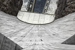 HOOVER DAM (akahawkeyefan) Tags: water dam hoover tall impressive davemeyer