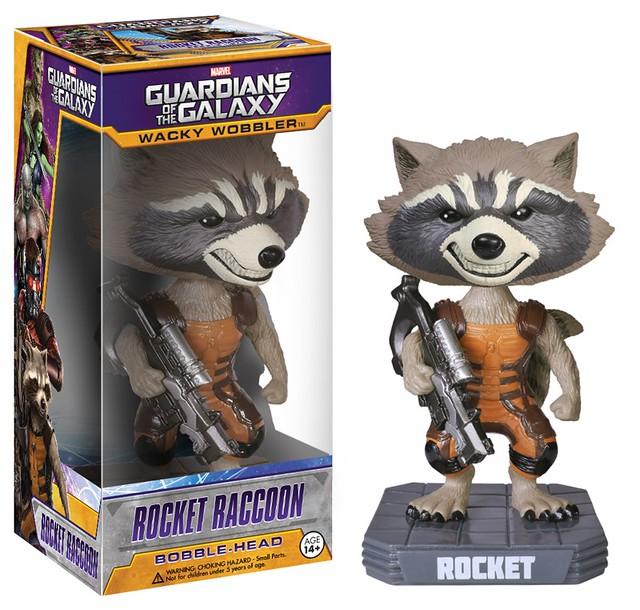FUNKO WACKY WOBBLER & POP! MARVEL 系列【星際異攻隊】Guardians of the Galaxy