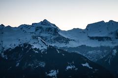 Cart du ciel (Mikl - Concept-Photo.fr (CRBR)) Tags: sunset montagne sunrise landscape altitude hiver neige paysage moutain froid brouillard brume couchdesoleil sommet levdesoleil