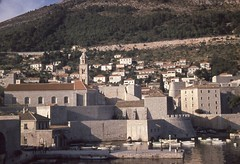 12 Oct 1965. Dubrovnik. (Clive Ball) Tags: dubrovnik
