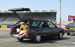 Citroën BX 19 TGD Break 1993 (XBXG) Tags: auto old france classic car station vintage wagon french automobile break estate diesel citroën voiture 1993 mans le frankrijk bugatti circuit 19 72 lemans kombi ancienne sarthe bx tgd française stationcar stationwagen citroënbx hflt40