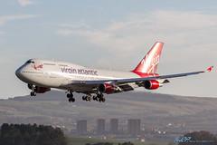 G-VROY B747-443 Virgin Atlantic Airways (kw2p) Tags: b747443 boeing egpf egpfgla gvroy glasgowairport landing virginatlantic virginatlanticairways paisley scotland unitedkingdom aircraft aeroplane airplane 747400