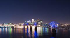 Louisville Nights (.:Axle:.) Tags: city trip vacation slr skyline digital nikon downtown cityscape rooftops metro kentucky ky roadtrip roofs urbanexploration infiltration louisville active ue mamu urbex d300 nikond300 afsnikkor1424mm128g mamuvi
