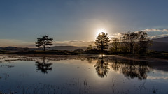 Kelly Hall Tarn (Aidan Mincher) Tags: sunset lakedistrict common tarn coniston torver