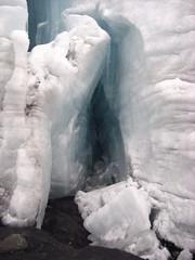 Pastoruri en 2011. (lacerador) Tags: nieve per glaciar hielo cordillera huaraz ancash pastoruri