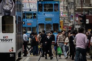 民意调查显示香港人对中央政府反感加深