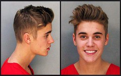Justin Arrested for DUIs, Drag Racing and Arrest Resisting (Nadyana Magazine) Tags: usa miami alcohol fl miamiherald justinbieber justinbeiber