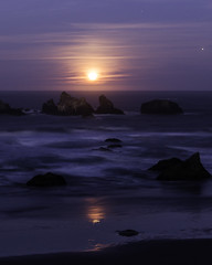 Bandon Sunset Reflected (stephencurtin) Tags: thechallengefactory thepinnaclehof kanchenjungachallengewinner tphofweek268
