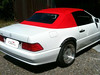 Mercedes SL129 mit Color Line Verdeck von CK-Cabrio Kundenfoto